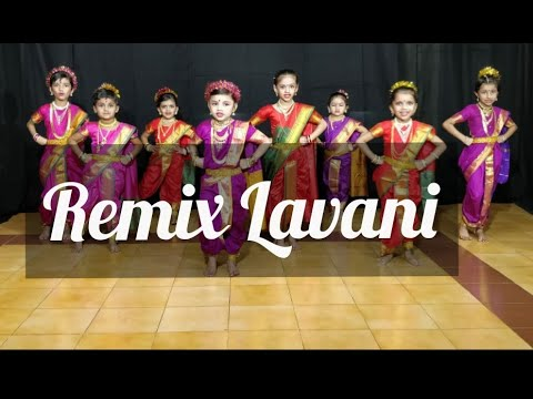 Lavani Remix/ Hema's Dance & Fitness Academy Mp3