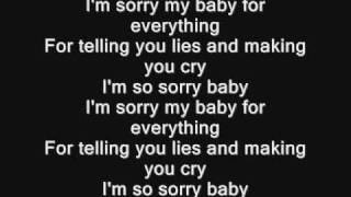 DJ sancho IM SORRY with lyrics