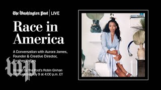 Aurora James on campaign to get more black-owned brands onto shelves (Full Stream 7/9)