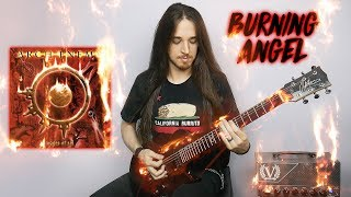 Arch Enemy - Burning Angel Cover (Garrett Peters)