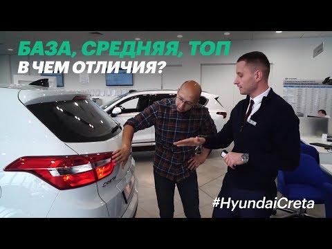 Покупаем КРЕТУ. РЕАЛЬНЫЕ ЦЕНЫ. Менеджер рассказал правду / Обзор Hyundai Creta