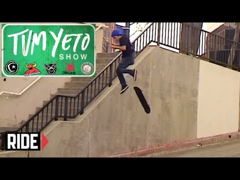 Nick Merlino Kickflip Raw from WTF! - Tum Yeto Show Ep. 1