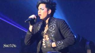 Adam Lambert Broken Open,  Honolulu 102510.m4v