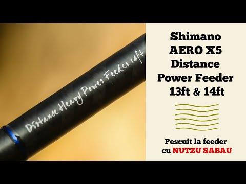Удилище фидерное Shimano Aero X5 Precision Feeder 10 фото №1