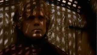 205 The Gost Of Harrenhal- Extrait 3: La rencontre entre Tyrion et Lancel...