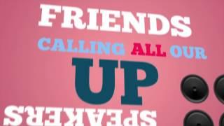 Cimorelli - Come Over (Lyric Video)