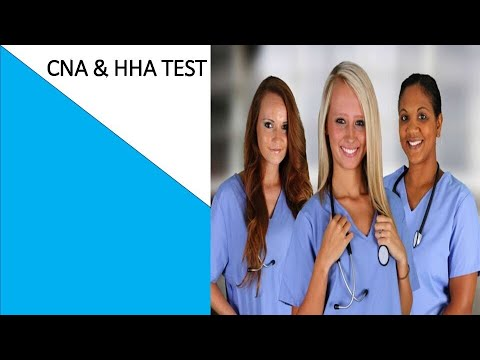 How to Pass Home Health Aide and CNA Test and Answers 2020 ...