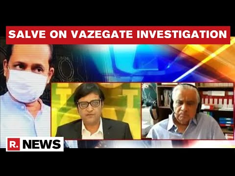 Harish Salve Calls For Thorough Vazegate Probe; Reflects When It Became 'Personal' For Him