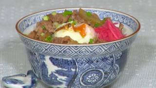How to Make Gyudon (Beef Bowl Recipe) 牛丼 作り方レシピ