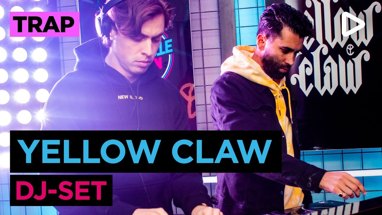Yellow Claw - Live @ SLAM! 2018