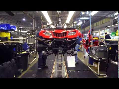 2017 Suzuki KingQuad 400FSi in Belleville, Michigan