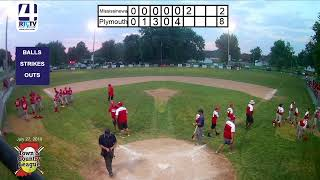 Town and Country 12U State Championships Game #10 LG8 vs WG5