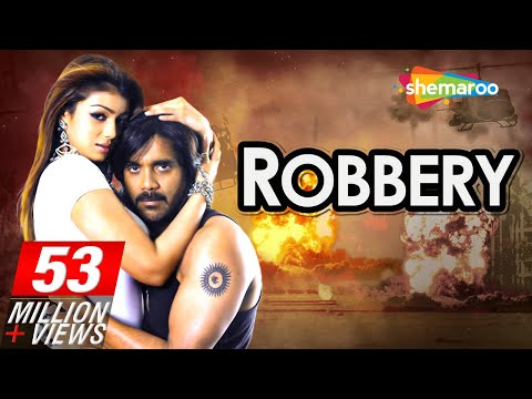 Download Best Hindi Dubbed Movie - Robbery {2006}(HD & Eng Subs) Nagarjuna - Ayesha Takia - Sonu Sood HD Mp4 3GP Video and MP3