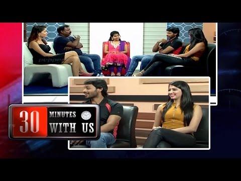 Gana Pettai 10-01-2016 Peppers TV | NETRIKGUN TV
