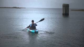 The kayak we chose for our kayak rental fleet