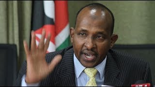 Adan Duale is seeking major mandate for Members of National Assembly