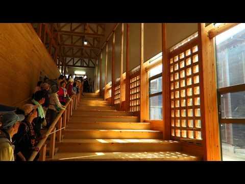 鹿沼市立粟野第一小学校 「夢階段」