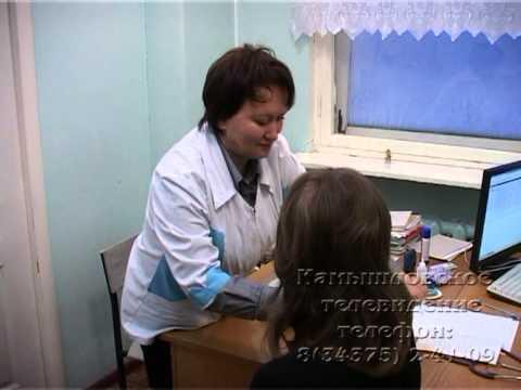 В поликлинике открылся кабинет доврачебного приёма