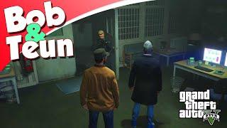 GTA V Online #49 - BOB EN TEUN WORDEN GERED! (GTA 5 Freeroam, Roleplay)