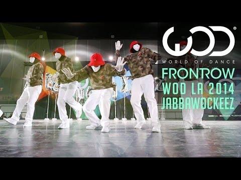 Jabbawockeez  ''World of Dance''!!!!