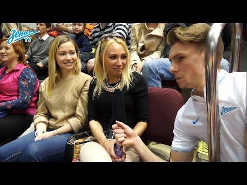 Шоу «Стрелка» на «Зенит-ТВ»: «Займемся слэм-данком?»