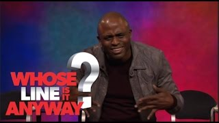 Wayne Brady's Funniest One Liners from Season 10 - Whose Line Is It Anyway? US