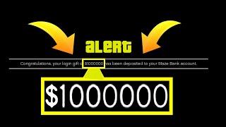 How to get 1 million dollars in GTA 5 online