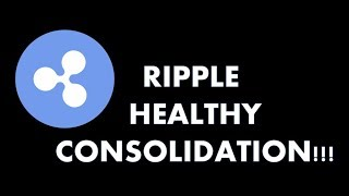RIPPLE (XRP) - HEALTHY RETRACEMENT