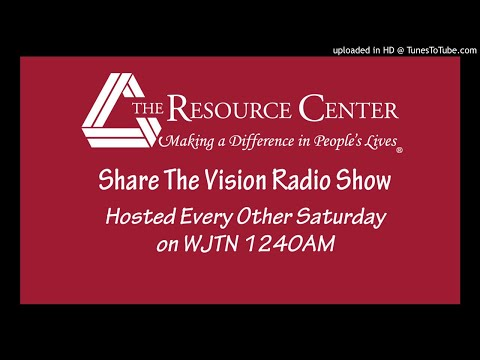 Share the Vision 11-10-18 Disability Awareness