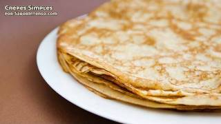 Crepes Simples