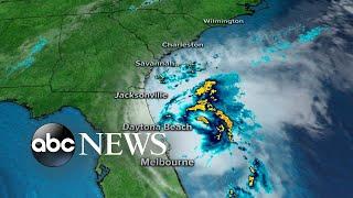Carolinas brace for Tropical Storm Isaias l GMA