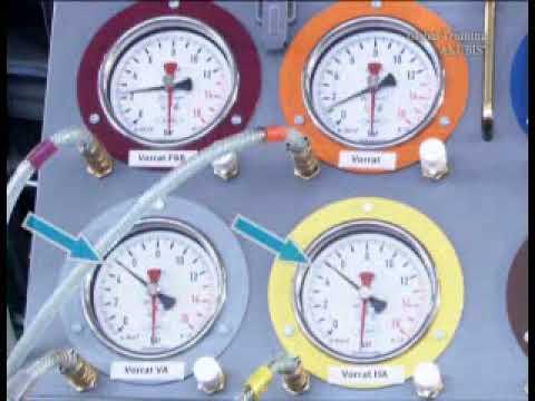 Test Electronic Air Processing Unit EAPU en