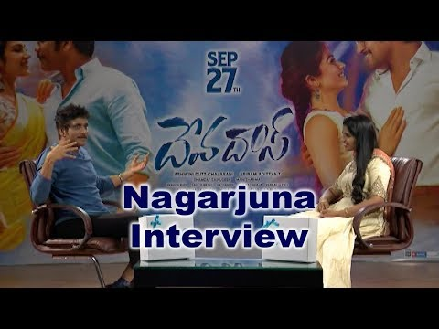 Nagarjuna Interview About The Movie Devadas