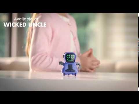 Youtube Video for Pokibot - Mini Interactive Robot