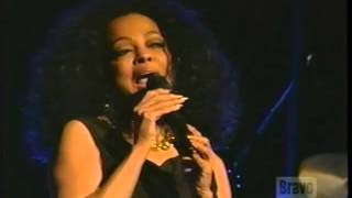 DIANA ROSS  God Bless the Child on Actors Studio