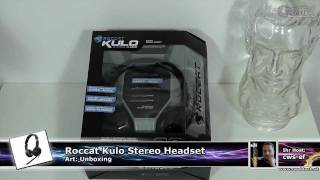 Roccat Kulo Stereo Headset - Hands on - NooBTECH.at