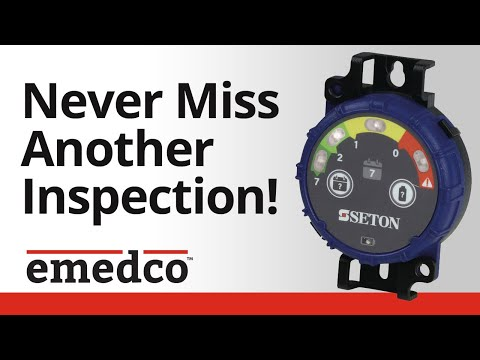 Never Miss an Inspection Again with the Seton Inspection Timer