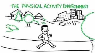 Healthy Eating and Active Living: Making the Healthy Choice the Easy Choice (English)