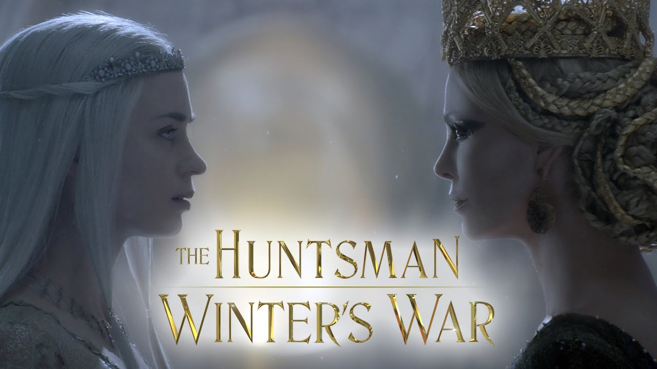 Video trailer för The Huntsman: Winter's War - Trailer 2 (HD)