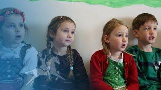 Zwä, zwo oder zwoa? Bairisch im Kindergarten