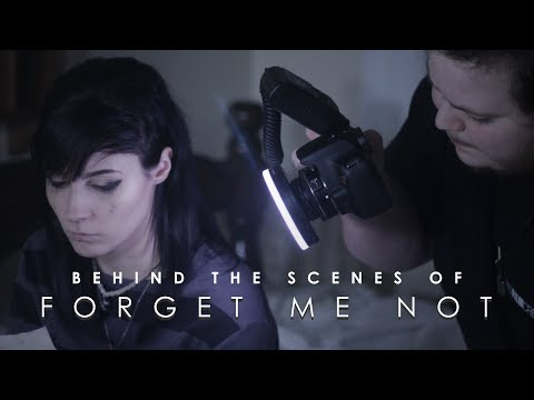 Forget Me Not   My RODE Reel BTS