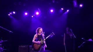 Ani DiFranco TO THE TEETH (2017 Edition) le poisson rouge 10/3/17 NYC, NY