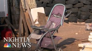 Secret Tunnel Discovered At New Mexico Compound Where 11 Kids Were Kidnapped   NBC Nightly News