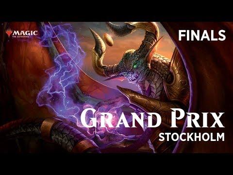 Grand Prix Stockholm 2018 (Modern) Finals