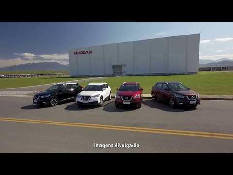 Confira lançamento da Nissan