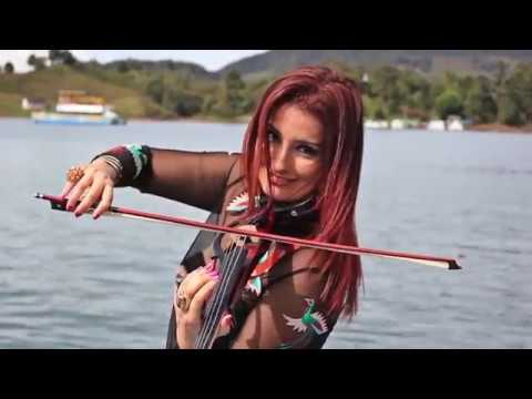 "Improvisación al verano from the new Album "" Renacer "" - Alejandra Torres Violinista"