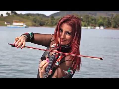 """Improvisación al verano from the new Album """" Renacer """" - Alejandra Torres Violinista"""