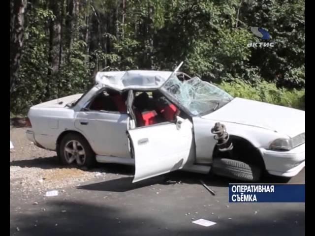 Высокая скорость стала причиной аварии