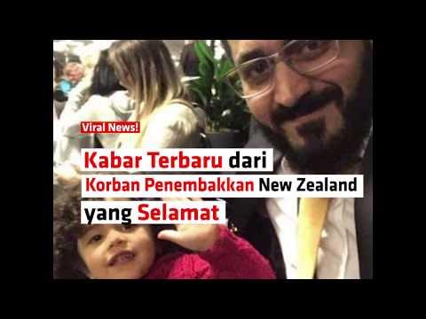 Kabar Terbaru dari Korban Penembakkan New Zealand yang Selamat
