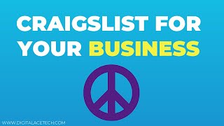 How useful is craigslist for your business in 2020? | Local Classified Ads